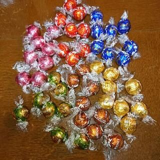 リンツ(Lindt)の48個6種 リンツリンドールチョコレート (菓子/デザート)