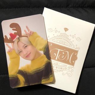 シャイニー(SHINee)のSHINee テミン  「LTM」フォトカード(K-POP/アジア)