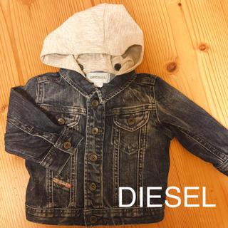 ディーゼル(DIESEL)のDIRSEL ベビーデニムジャケット size 6M(ジャケット/コート)