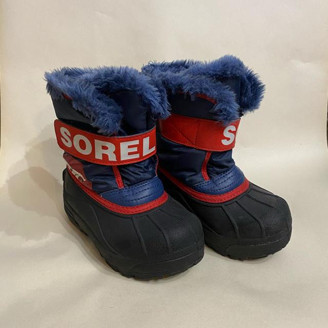 SOREL(ソレル)のSOREL スノーブーツ ✳︎14㎝✳︎ キッズ/ベビー/マタニティのキッズ靴/シューズ(15cm~)(ブーツ)の商品写真