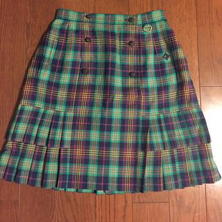 クリスチャンディオール(Christian Dior)のDior sportsスカート(ひざ丈スカート)