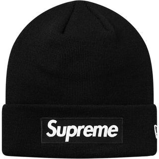 シュプリーム(Supreme)のSupreme 18AW New Era Box Logo Beanie(ニット帽/ビーニー)