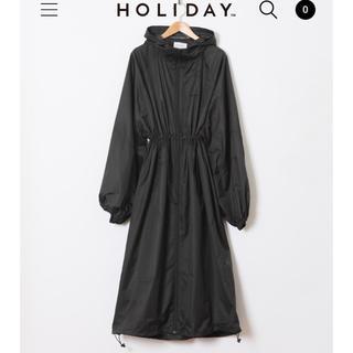ホリデイ(holiday)のちーずさま専用  holiday PACKABLE WIND COAT(ナイロンジャケット)