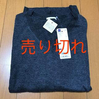 ジーユー(GU)のレディースセーター新品M (ニット/セーター)