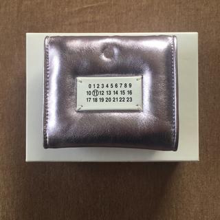 マルタンマルジェラ(Maison Martin Margiela)の19SS新品 メゾンマルジェラ Glam Slam 折り財布 グラムスラム(財布)
