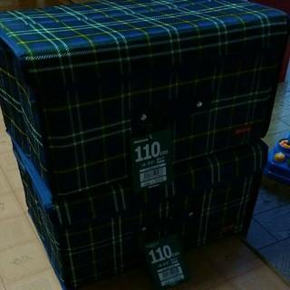 ミキハウス(mikihouse)の新品 ミキハウス 福袋 ストレージBox  2こセット(ケース/ボックス)