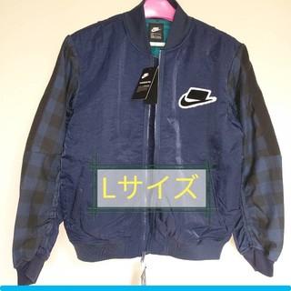 ナイキ(NIKE)のNIKE ナイキ フィル ボンバージャケット シンセティックジャケット Lサイズ(ブルゾン)