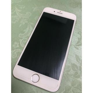 アップル(Apple)のバッテリー97% iPhone6s 64GB シルバー 美品(スマートフォン本体)