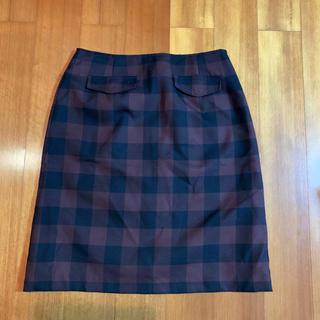 ハニーズ(HONEYS)の台形スカート(ひざ丈スカート)
