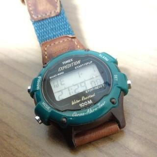 タイメックス(TIMEX)のTIMEX エクスペディション(腕時計(デジタル))