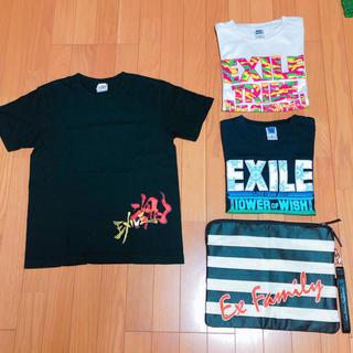 エグザイル(EXILE)のEXILE ライブTシャツ まとめ売り(Tシャツ(半袖/袖なし))