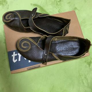 トリッペン(trippen)のトリッペン 革靴(ローファー/革靴)
