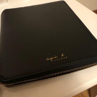 アニエスベー(agnes b.)のアニエスベー メモ iPadケース(iPadケース)