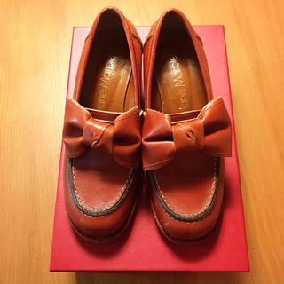 ジェーンマープル(JaneMarple)の最終値下げ ロイヤルリボンローファー 希少品(ローファー/革靴)