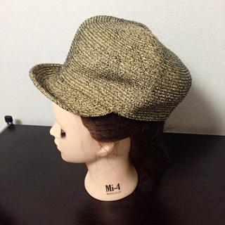 ケービーエフ(KBF)のKBFの帽子(キャスケット)