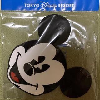 ディズニー(Disney)のミッキー 鍋敷き(キッチン小物)