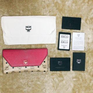 エムシーエム(MCM)の正規品 新年 SALE (最終お値下げ) MCM 財布 🧸💗(財布)