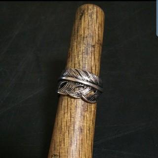 新品 メンズ カレッジリング 指輪 アクセ(リング(指輪))