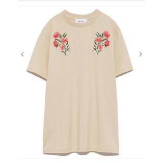 ミラオーウェン(Mila Owen)のMila Owen フラワー Tシャツ ブラウス 花柄 ZARA SLY KBF(Tシャツ(半袖/袖なし))