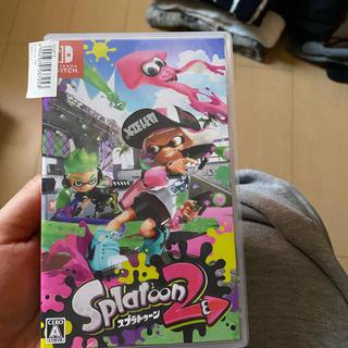 ニンテンドースイッチ(Nintendo Switch)のスプラトゥーン2 ニンテンドースイッチ(家庭用ゲームソフト)