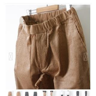 ワンエルディーケーセレクト(1LDK SELECT)のgraphpaper Brisbane Moss Cook Pants  (スラックス)
