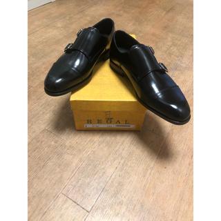 リーガル(REGAL)のリーガル 革靴 ビジネスシューズ ダブルモンク(ドレス/ビジネス)