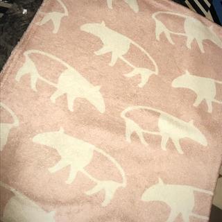フェリシモ(FELISSIMO)の可愛いピンクの枕カバー🎀(シーツ/カバー)