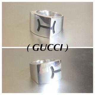 グッチ(Gucci)のGUCCIグッチ星座ホロスコープ魚座リング(リング(指輪))