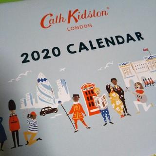 キャスキッドソン(Cath Kidston)のキャスキッドソンカレンダー2020(カレンダー/スケジュール)