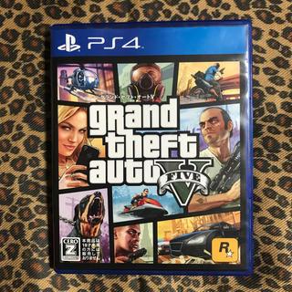 プレイステーション4(PlayStation4)のグランドセフトオート5 PS4(家庭用ゲームソフト)