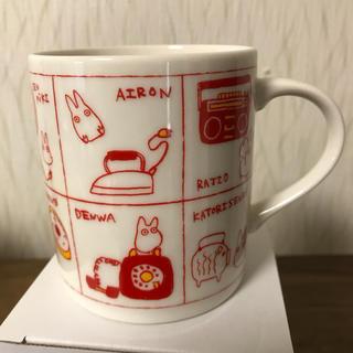 ジブリ(ジブリ)のトトロマグカップ(グラス/カップ)