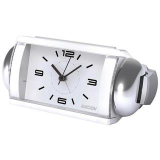 セイコー(SEIKO)のSEIKO CLOCK 目覚まし時計 アナログ 大音量  白 NQ709W(置時計)