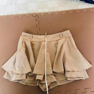 セシルマクビー(CECIL McBEE)のセシルマクビー  ミニキュロットスカート(キュロット)