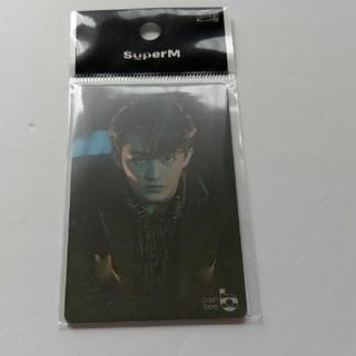 NCT  MARK  CASHBEE CARD (アイドルグッズ)
