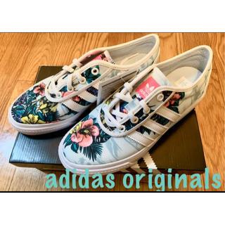 アディダス(adidas)の【新品!】アディダスオリジナルス  花柄スニーカー(スニーカー)