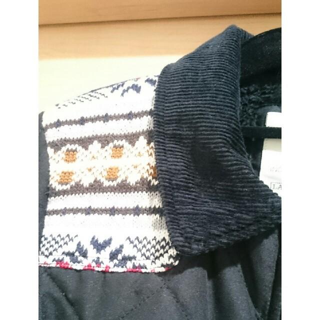 ikka(イッカ)のikka 中綿ボアジャケット 150cm キッズ/ベビー/マタニティのキッズ服男の子用(90cm~)(ジャケット/上着)の商品写真