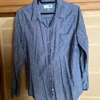 オールドネイビー(Old Navy)のシャツ(シャツ/ブラウス(長袖/七分))