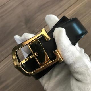 カルティエ(Cartier)のカルティエCartier ベルト メンズアロンジェ バックル(ベルト)