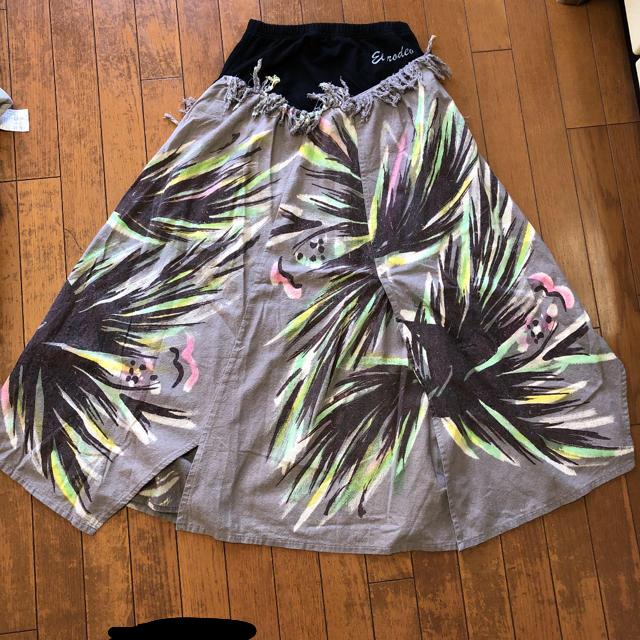 EL RODEO(エルロデオ)のエルロデオ スカート レディースのスカート(ロングスカート)の商品写真