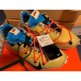 ナイキ(NIKE)の【Nike×off-white】ナイキウィメンズ ヴェイパーストリート 新品(スニーカー)