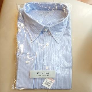 ニジュウサンク(23区)の五大陸 メンズシャツ 新品未使用(シャツ)