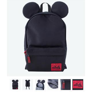 Disney - ミッキー耳 リュック