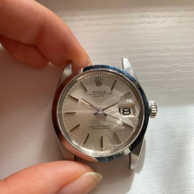 カルティエ 時計 四角 - ROLEX - Rolex オイスターパーペチュアルデイト SVの通販 by おこめ's shop
