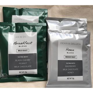 ディーンアンドデルーカ(DEAN & DELUCA)のディーンアンドデルーカ ドリップコーヒー 4セット(コーヒー)
