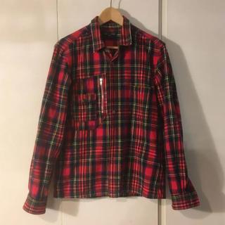 コムデギャルソン(COMME des GARCONS)のシャツ CPOジャケット ギャルソン アウター(シャツ)