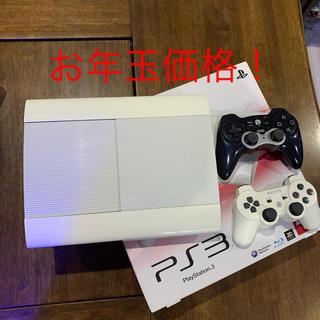 プレイステーション3(PlayStation3)のお年玉価格!プレーステーション3  250GB Classic White(家庭用ゲーム機本体)