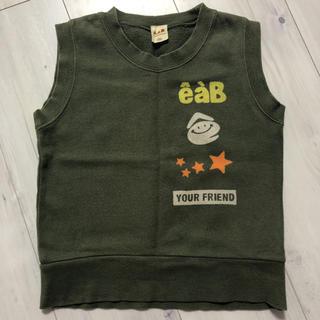 エーアーベー(eaB)のe.a.B ベスト 100(Tシャツ/カットソー)
