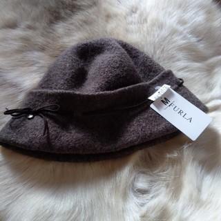 フルラ(Furla)のFURLAの帽子(ニット帽/ビーニー)