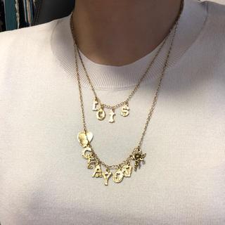 ロイスクレヨン(Lois CRAYON)のロイスクレヨン 真鍮ネックレス(ネックレス)