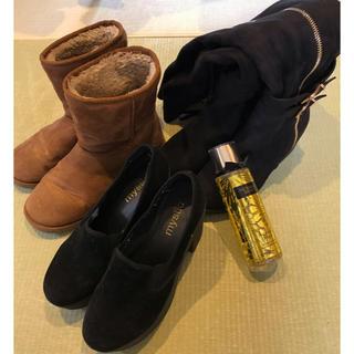 ミスティック(mystic)の👠冬物靴⛄️、、とオマケ⭐︎(ブーツ)